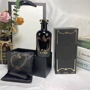 Fabbrica Direct Direct Design di lusso versione più alta Profumo Black Bottle Il Giardino Alchimista 100ml Bella odore gratis Consegna veloce