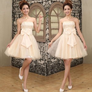Party Dresses fashion toasting Bridesmaid host wedding evening Dress short skirt pregnant woman
