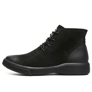 safety work trend high breathable warm Martin Men boots casual mens labor insurance puncture proof shoes096B