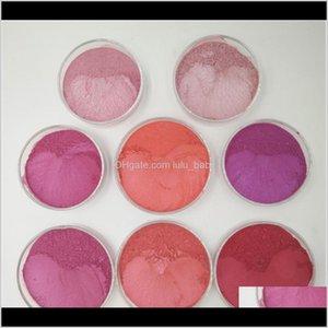 Nail Glitter Pink Series Making Make Up Dye Powdered Pigments Set Vegan Mica Powder Soap Molds Bath Bomb Colorant Yfjbk Vqdjh