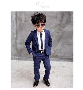 Suits 2021 Formal Children Suit Boys Kids Blazer For Wedding Clothes Jackets Blazer+Pants+shirt 3pcs 3-10Y