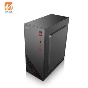 Novelty Items BlackRock Spire Business Office Empty Computer Desktop Large Case USB3.0 Back Routing White