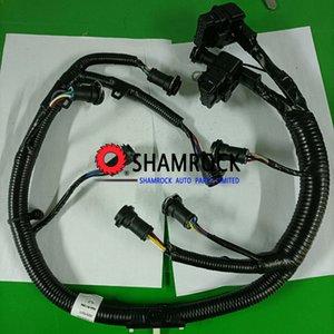 New Fuel Injector Module Wiring Harness OEM 5C3Z9D930A 5C3Z-9D930-A 5C3Z9C891A fits for Fford F250 F350 F450 F550
