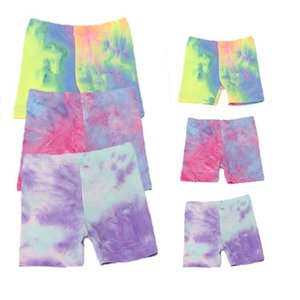 Trending Summer Clothes Ladies Joggers Sweatpants Women's Shorts Tie Dye Mommy and Me Sets