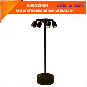 LED bar light table lamp for restaurant cafe jewelry display creative decoration AC 220V one head