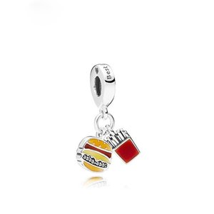 Fashion Charm Petit pendentif pour Pandora Bijoux 925 Sterling Argent avec boîte originale Dames Mignon Fun Petits Ornaments Cadeau d'anniversaire 779 T2