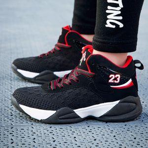2020 Xinsiyu Basketball Spring New High Top Sports Men's Leisure Net Student Running Shoes UYGY