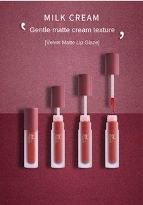 Lipstick Lip Gloss Velvet Mist Face Matte Not Easy To Fade Plum Blossom Red Sleeves Anti Sweat Natural Makeup