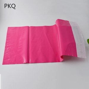 Adhesive Envelope Bags Bolsa Gift Packaging Bags Plastic Mailer Pink Garment Boxes Post dsf0280