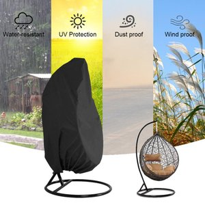 Waterproof Balcony Furniture Cover Hanging Egg Swing Chair Protective Outdoor Garden Home Cocina Shade