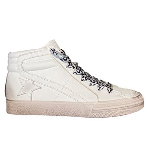 Italy Brand small dirty shoes women's high top small white Golden Star Sneakers 2021 new leather versatile Retro High Top shoes inner dirty shoes 34-44