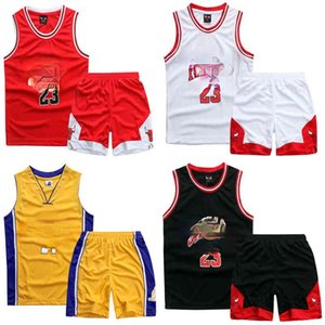 Children's Basketball Boys' Suit Summer Student Sportswear Jersey Quick Drying And Breathable 6 5 B 2 3