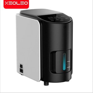 Air Purifiers XEOLEO Commercial Oxygen Machine 1-7L Adjustable Inhaler With Atomization Function Suitable For Car&home Remote Conrol