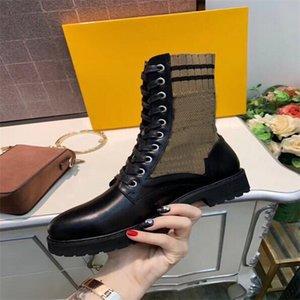 Роскошный дизайнер женские наполовину сапоги обувь зимний коренастый Med каблуки простые квадратные пальмы ног дождевые ZIP женщин середины теленка добыча износа устойчивый к толщему бешеному ботинку A996