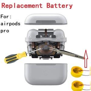 Copia de seguridad de la batería para los auriculares de Apple AirPlads Pro, 1154-60mAh Battery Backup