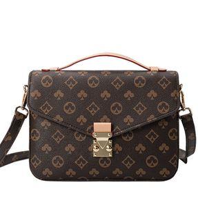 Luxurys designers de haute qualité dames 2021 Messenger sacs sacs à main femmes mode portefeuille porte sac à main sacs sac à main sac à bandoulière embrayage lettre de danse