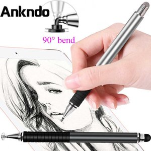 Universal 2in1 Stylus Pen Laptop Tablet Pen Smart Phone Pen Touched Screen For Xiaomi Huawei Samsung Tablet Drawing Pencil