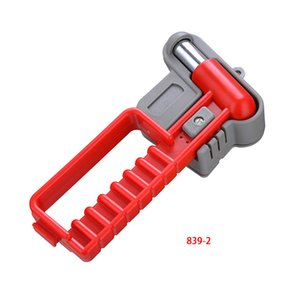 Car Safety Hammer With Stand Emergency Escape Fire Fighting Tools Fast Broken Window Simple To Use Mini Portable