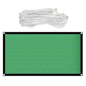 Shade Green Cloth Garden Waterproof Mesh UV Resistant Premium Shading Board With Gasket Edge Tarp