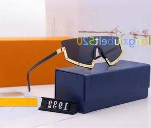 2021 Designers Sunglasses Luxury Stylish Fashion High Quality Polarized for Mens Womens Glass UV400