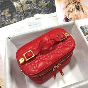 High-end fashion quality famous make up bag toiletry pouch makeups makeup bags multi-function Color is more