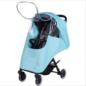 Baby Stroller Universal Waterproof Rain Cover Wind Dust Shield For Strollers Accessories Cubierta De Lluvia 2021 Style Parts