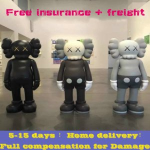 4FT KAWS action figures Mono Companion Open Edition Cast vinyl Door god 1.3m large Perfect Refined design decoration Orignia Fake