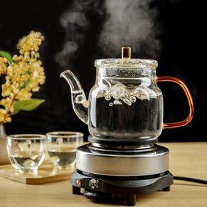 Pans 500W Electric Stove Mini Coffee Heater Milk Tea Mocha Heating Plat Kitchen Appliances EU Plug Fast Heat