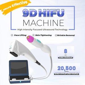 2021 машина HIFU для дюйма, так и для уменьшения жира очень допустимо никаких временных временных средств для лица, используемого в SPA или салоне