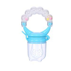 Nuovo Fresh Food Nibbler Silicone Baby Pacifier Infant Frutta Ciuccio Ciuccio Feeder Bambino Dummy Baby Feeding Ciuccio Neonato Nippliello TETine 780 V2