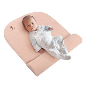 Pillows Sleep Positioning Anti Spit Milk Removable Cover Universal Pram Memory Cotton Crib Accessories Born Safety Baby Wedge Pillow