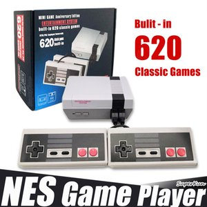 Mini TV Can Store 620 500 Nostalgic Game Player Host Console Video Handheld For NES Games Consoles AV OUT