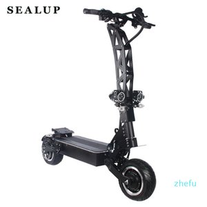 Other Scooters Sport 72V 7000W Dual Motors 11 Inch Rode Tire For Adult Foldable Electric Scooter