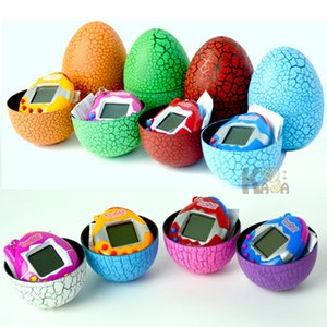 1252 Independent Packing Version Of Electronic Virtual Pet Toy Miniature Game Machine DHL FREE