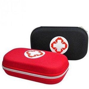 Kit da esterno Kit di pronto soccorso portatile Kit di emergenza del kit di emergenza montato del veicolo del portatile I pacchetti della medicina di emergenza includono 18 tipi