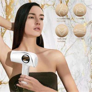 IPL Laser Depilator Professional Hair Removal Epilator Women Painless Hairs Remover Machine