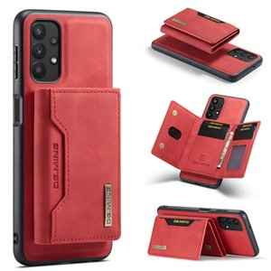 Suitable for Samsung Galaxy A32 5G multifunctional card wallet protection leather case 4G magnetic split two-in-one mobile phone case.