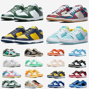 Dunk Dunks Gym Red Men Women Skateboard Shoes Chicago Instant Skateboards Lagoon Pulse Black Royal Chunky Dunky Unc Green Glow Womens Sports