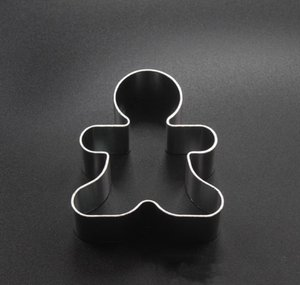 Bakeware Kitchen, Dining Bar Home & Garden Drop Delivery 2021 Aluminium Alloy Gingerbread Men Christmas Tree Animal Shaped Diy Moulds Cookie