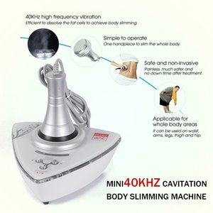 2021 mini caviation vacuum system body slimming 40khz high frequency vibration machine tightening skin ce certificate