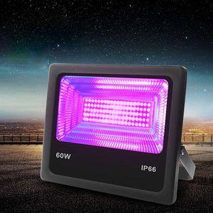 Фиолетовый ползунок, водонепроницаемый IP66 Black KTV бар Привидения Дом УФ-флуоресцентная стадия Эффект Световые прожекторы