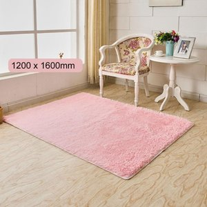 Carpets Ultra Soft Fluffy Rug Rectangle Shape Carpet Area Rugs Floor Mat For Living Room Bedroom Bathroom Home Decor