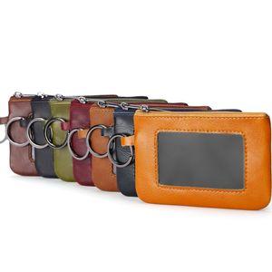 HBP 12 Fashion Associate ID Card Holder Men Coin Pouch Classic Women Lady Coin Purse Key Wallet Kids Mini Wallets