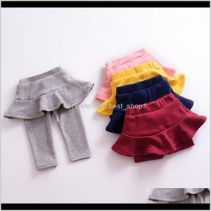 Tights Baby Clothes Infant Toddler Culottes Leggings Spring Autumn Winter Soft Thicken Warm Pantskirts Girls Tutu Skirt Pants 5 Lc41U I1Wrx
