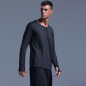 Anzug, Herren Trainingsanzüge Übung Yoga Morning Long Sleeve