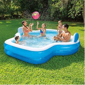 Grande piscina acessórios PVC Família Jardim de água para crianças e adultos Children Bath Bub
