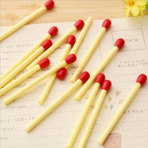 Ballpoint Pens 200pcs lot Korean Stationery Small Match Ball Point for Writing Novelty OOSH