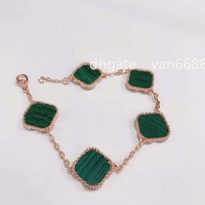 Bracelet love Bangles Charm Bracelets cleef Earring Screw bracelet Couple Gift van women Designer Jewelry carti rings [With box] a27