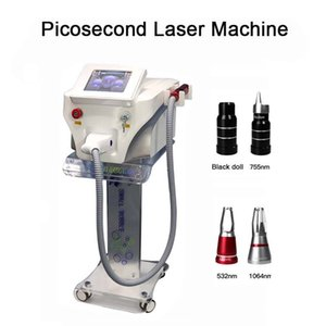 Picosecond Laser 755 Portable Nd Yag Lazer Tattoo Removal Device