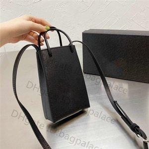 High Quality 2021 Luxurys Designers Bags Shoulder Bag Mini Cellphone Genuine Leather Purse Wallet Handbag Women Totes Fashion Handbags Pretty Crossbody Clutch